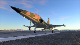 DCS: F-5E Tiger II by Belsimtek