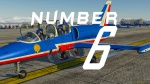 "L-39 ""Patrouille de France"" Number 06"