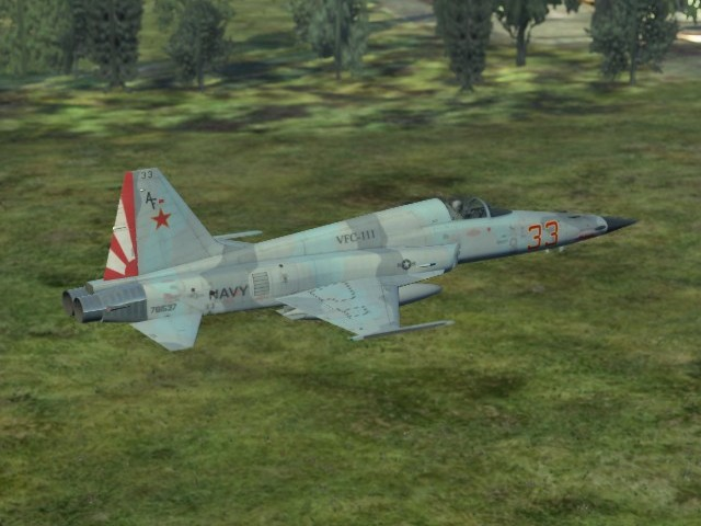 Complete F-5E Tutorial Missions Package With Voiceover Added