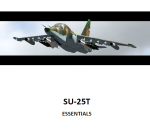 Su-25T Essentials