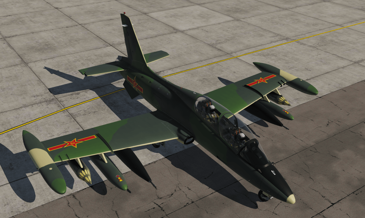 MB339AD PLAAF [Fictional]