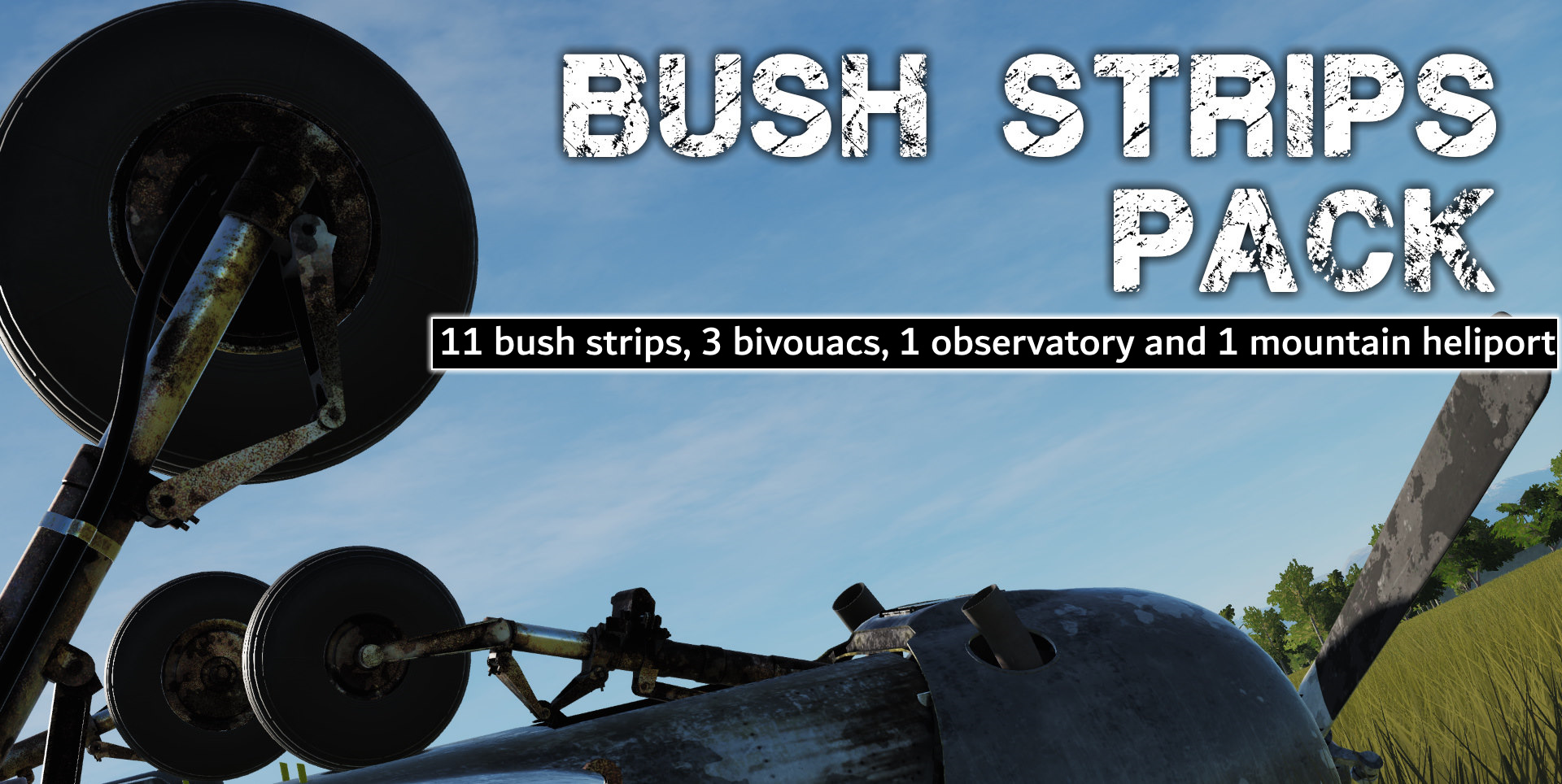 Bush Strip Pack v0.6