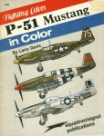 Signal 6505 Fighting Colors P51 Mustang