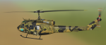 335th Assault Helicopter Company Vietnam Skin Pack