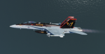 F/A-18C - VFA-87 CAG