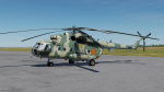 Mil Mi-8 Kyrgyzstan Air Force Pack