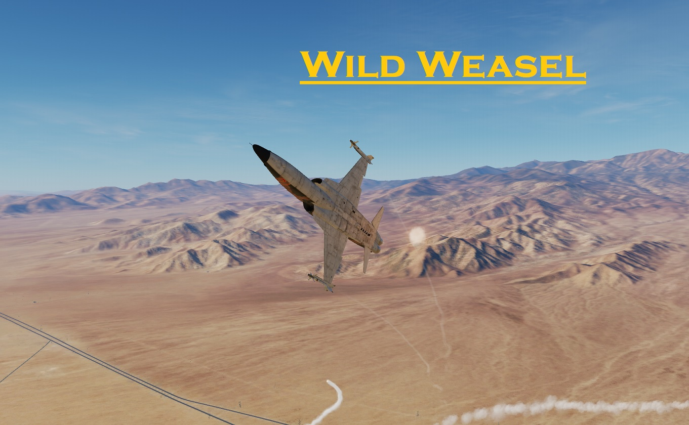 Wild Weasel using Mbot Dynamic Campaign Engine