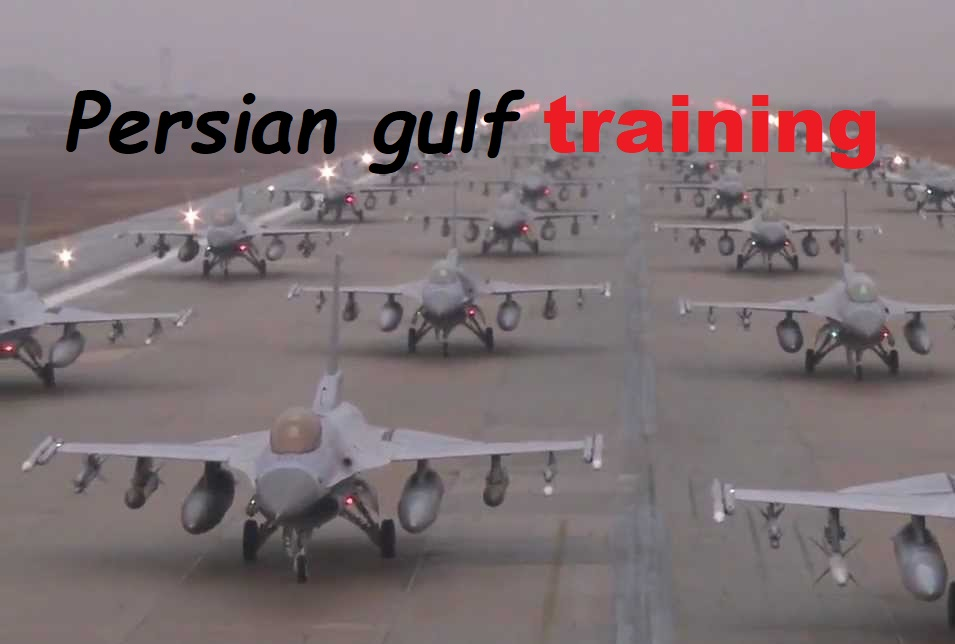 Persian gulf training