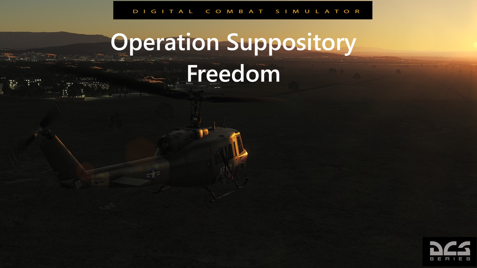 Operation Suppository Freedom (UH-1H)