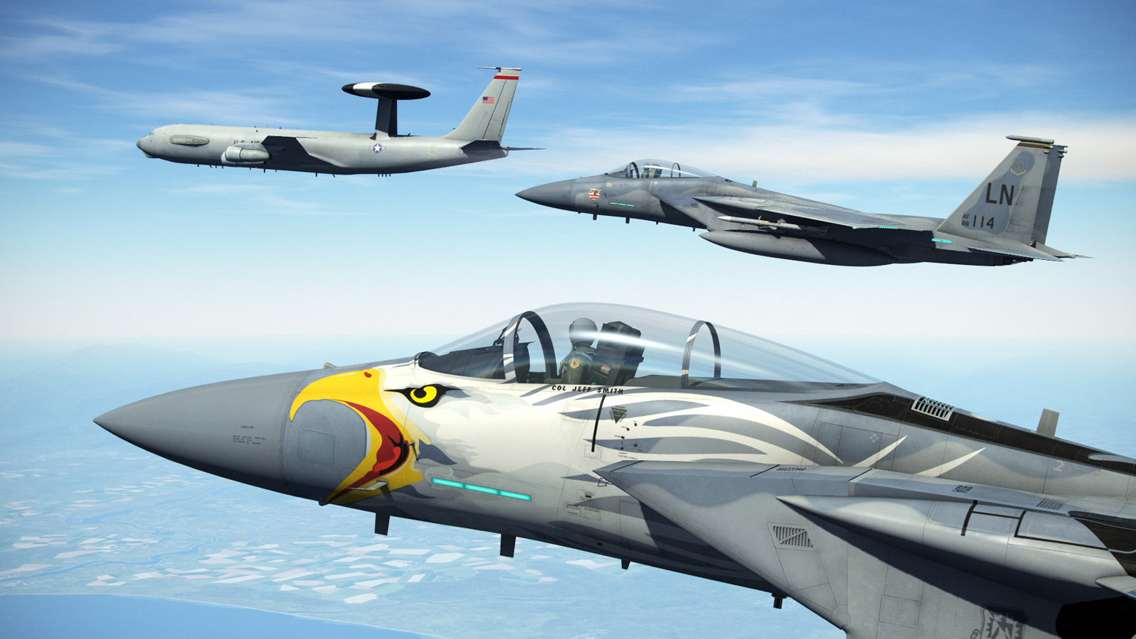 The 10 Most Badass Fighter Jet Liveries Of All Time