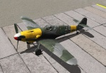 Skin pack for Bf-109K-4   Unknown Sqdn.