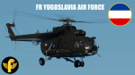 Mi-8MT FR Yugoslavia and Serbian Air Force UPDATED