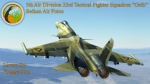 Gelb - 5th Air Division, 23rd Tactical Fighter Squadron for Su-33 - By Flogger23m