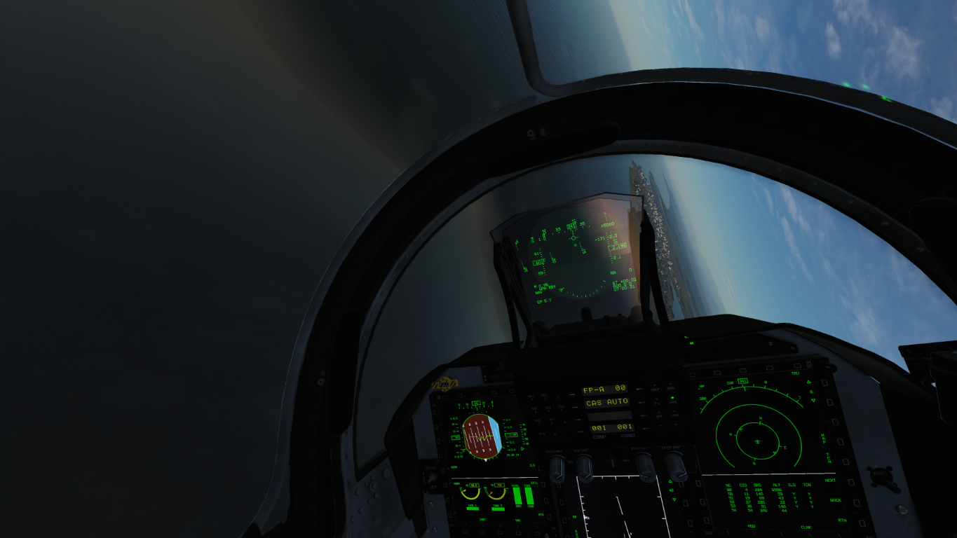 JF-17 Cockpit glass reflections mod