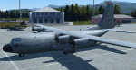 Swedish 71. Airlift Squadron skins for C-130