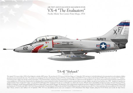 "VX-4 ""The Evaluators"""