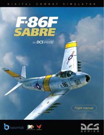 DCS: F-86F Sabre Flight Manual