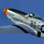 Fine chassis tuning and FM tuning P-51D
