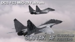 MiG-29A Cloudcam Fighters