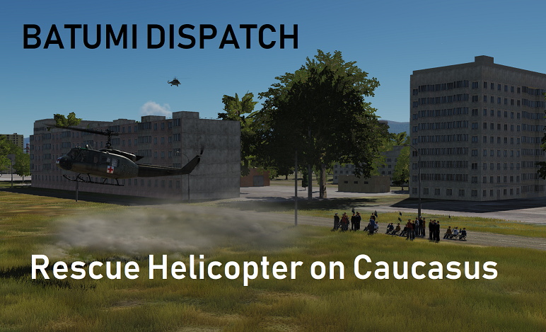 Batumi Dispatch - randomized