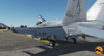F/A-18C Lot 20 VFA-31 Low Vis  **Updated 6/18**