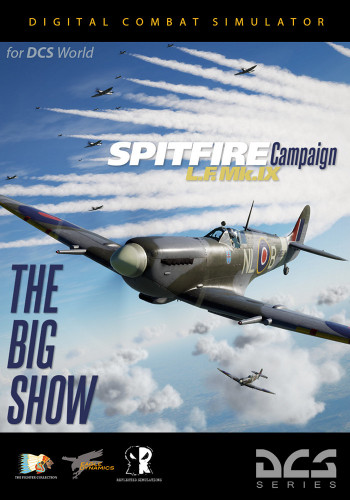 Spitfire IX The Big Show Campaign
