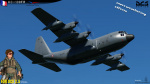 KC-130FR (textures only) for A-A refueling, v.2