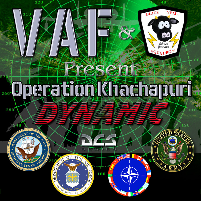 VAF Operation Khachapuri V2.0