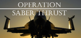 Operation Saber Thrust