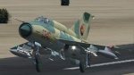 MiG-21bis 'Fishbed-J' - Angolan Air Force