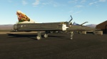 "Mirage 2000 fictional privately owned ""N81RD"" skin v1.0"