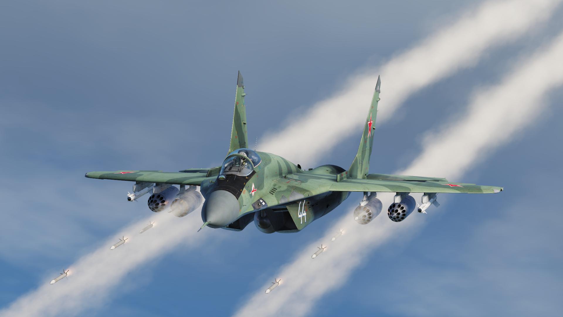 Обои МиГ-29М, ВВС Польши, многофункциональный истребитель. Авиация foto 2