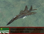 Chernarussian Air Defence Forces Mig-29S - ArmA II