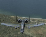 Fictional Croatian Air Force A-10C camo skin
