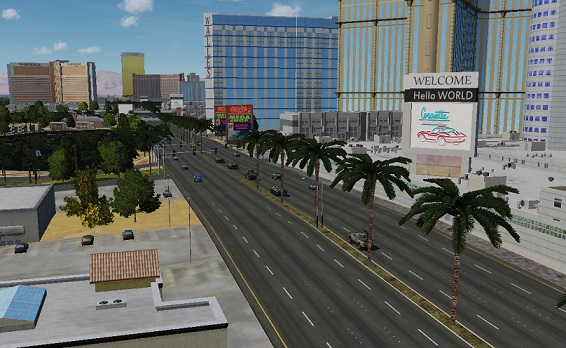 NTTR Vegas Assault/SEAD (AV8, F18, A10) (Mission 3)