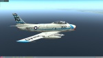 US Navy VF-73 Jesters Skin Pack for DCS F-86F