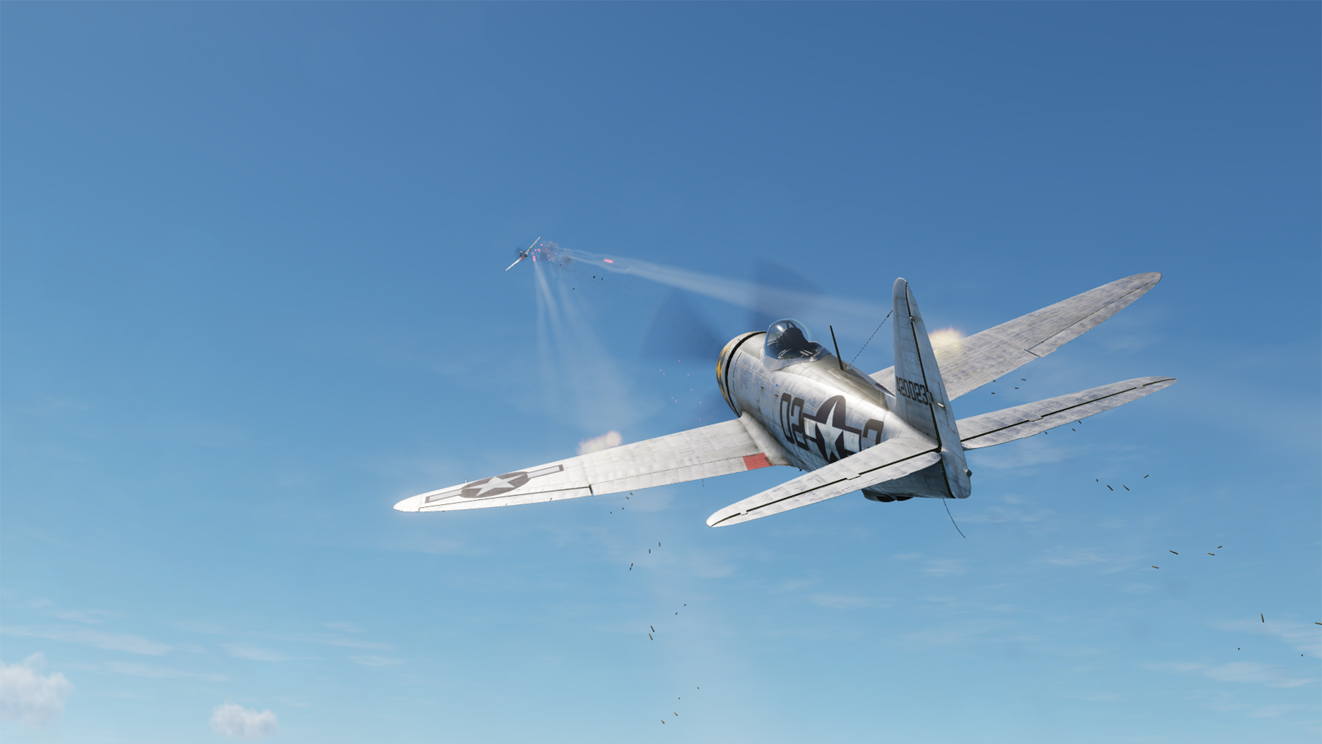 The Lucky Devils P-47D Campaign