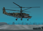 KA-50 Russian Air Force Chechnya