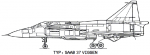 Saab 37 Viggen Checklists