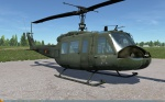 UH-1H Huey - FAMET Virtual CEFAMET - ET_201 (SEMI-realistic) - Spain