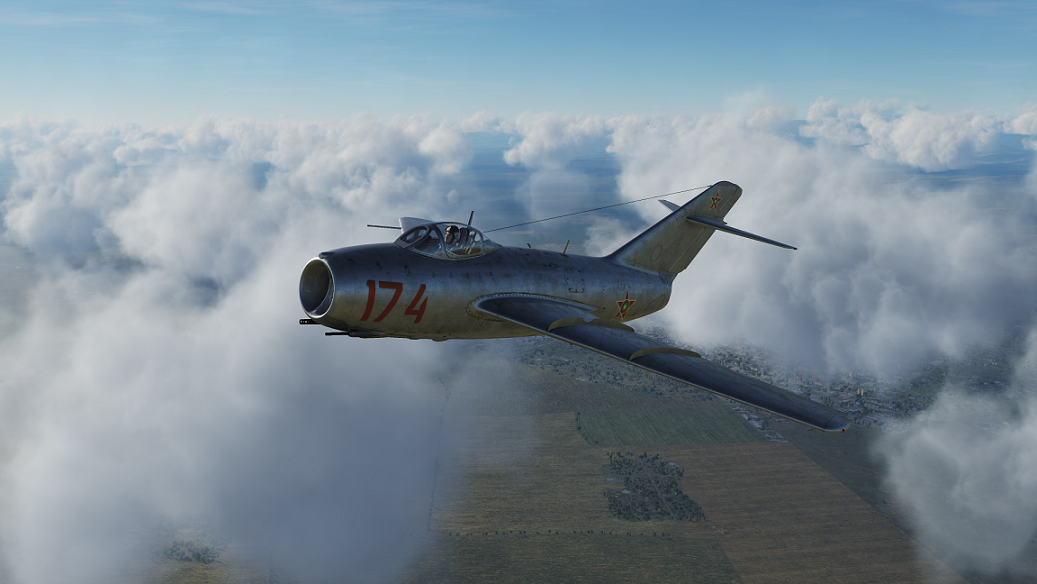 Bulgarian Air Force - MiG-15bis - 174
