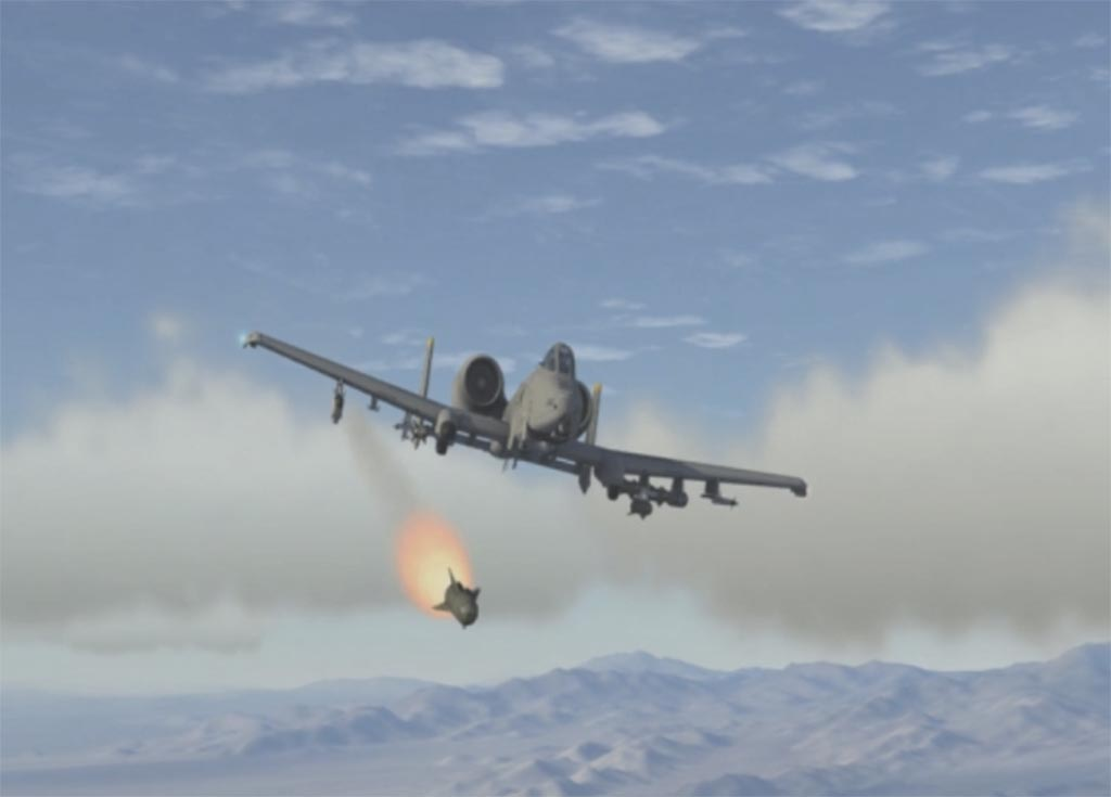 A-10C Maverick Training