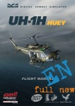 Flight Manual of DCS UH-1H HUEY - new version