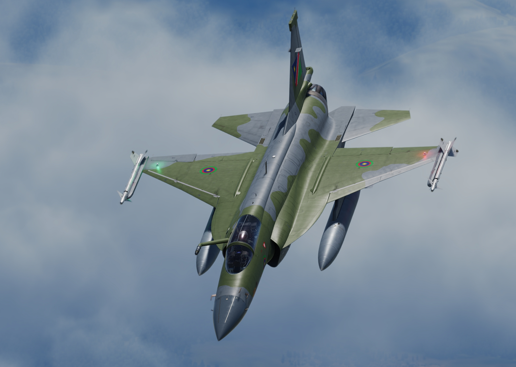 Namibian Air Force JF-17 (Fictional)
