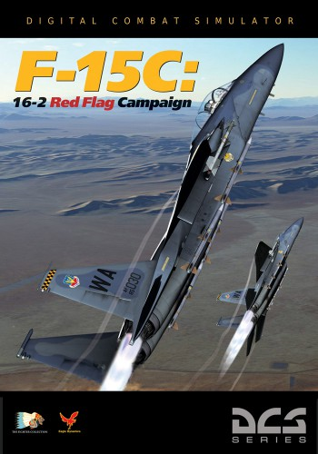 F-15C 16-2 Red Flag Campaign