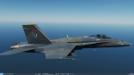 Hellenic Air Force F/A-18C 340 SQN Ghost (Fictional)