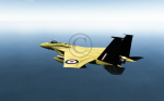 RAF Yellow Livery (Black Tail)