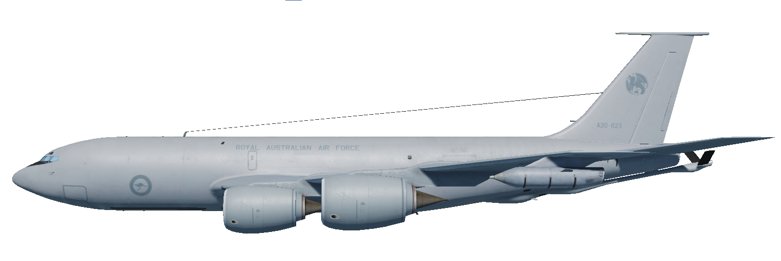 Royal Australian Air Force KC-135MPRS Pack