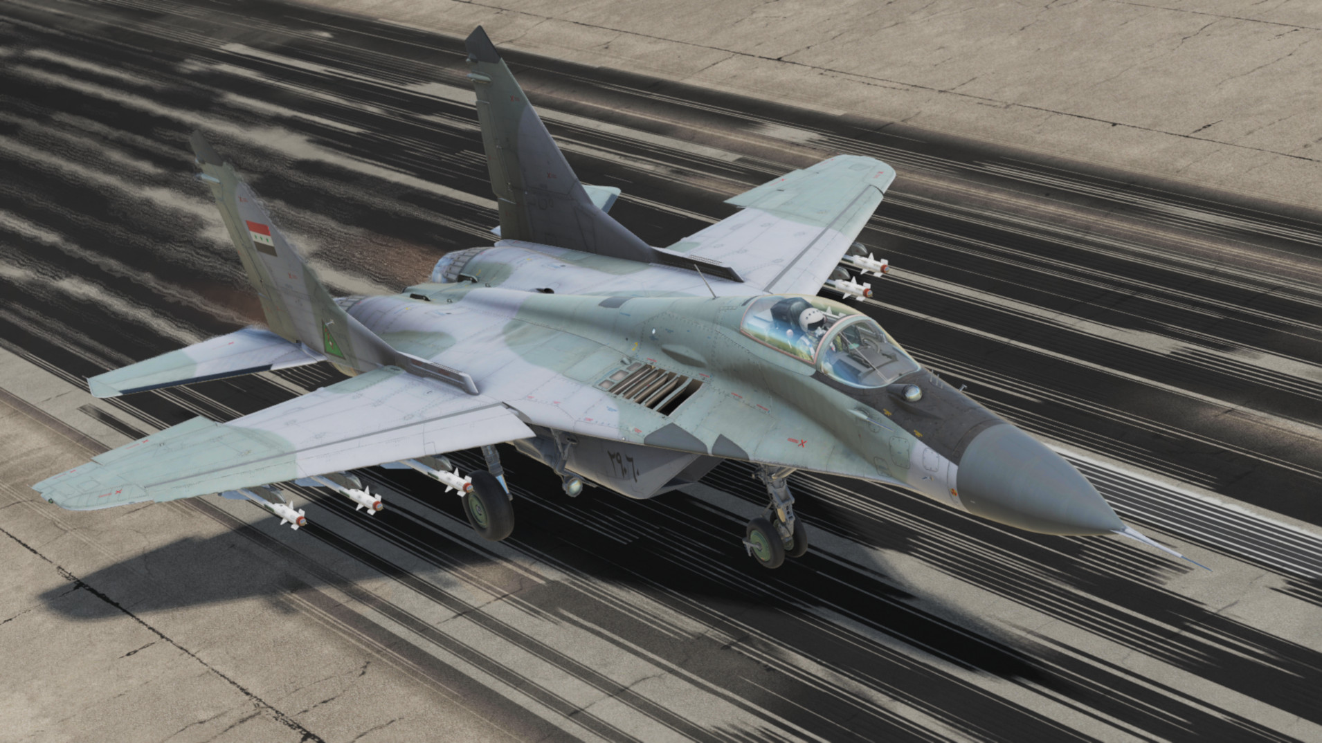 MiG-29A Iraqi Air Force