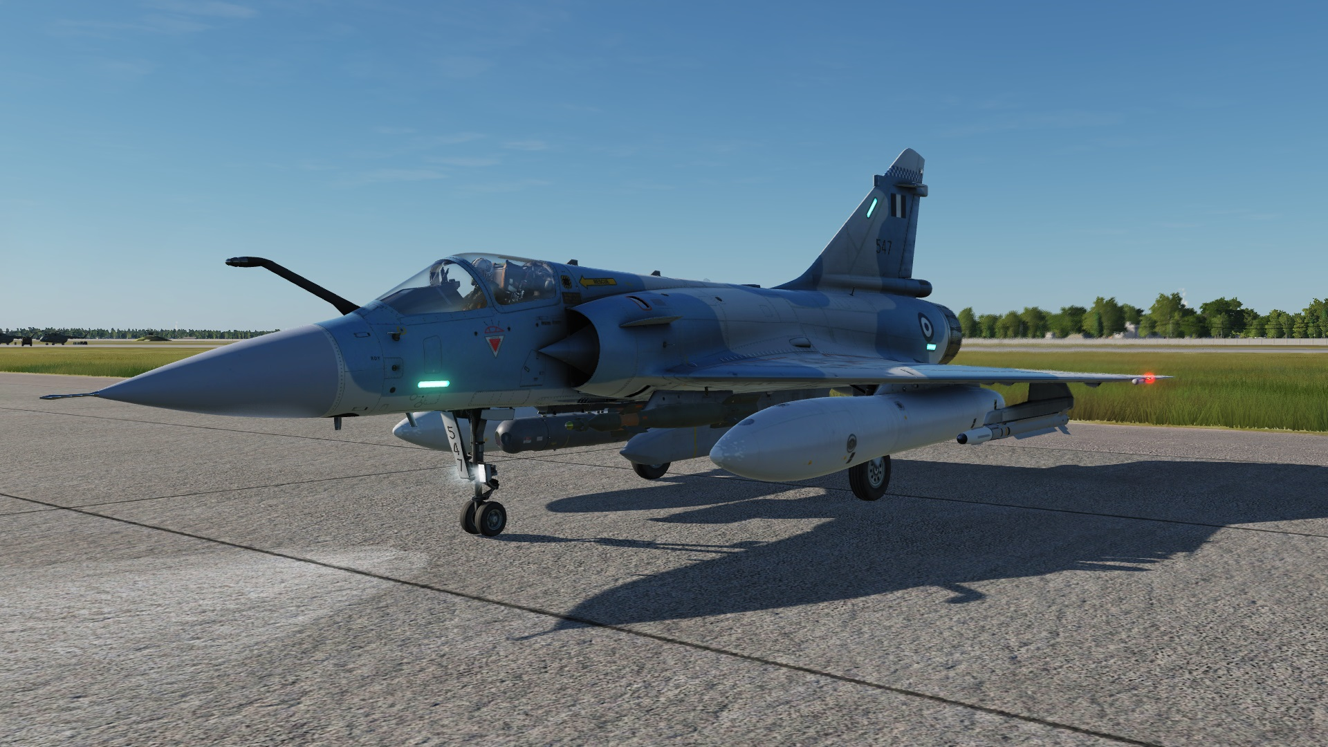Weapons Mod for Mirage 2000C (HAF Mirage 2000-5Mk2 like), VERSION 3.1
